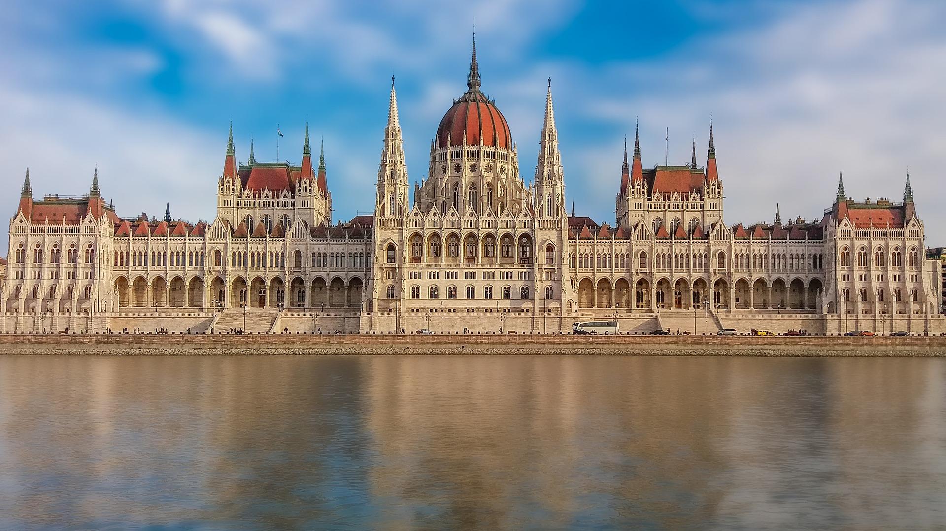 A magyar Országház.